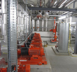 Production eau glacée