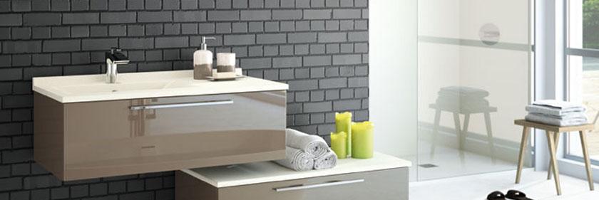EMV - Salle de bain clé en main style design Lyon Saint-étienne