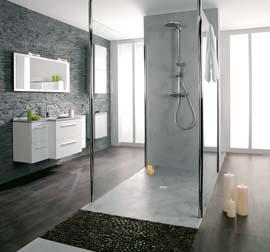 EMV - Salle de bain clé en main style tendance